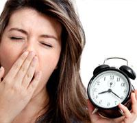 علاج اضطرابات النوم-