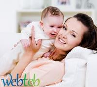 المرأة بعد الولادة