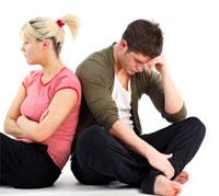 ضغوطات الحياة الزوجية-