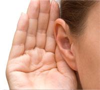 فقدان السمع-