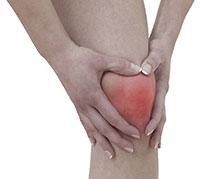 آلام الركبة وعلاجها