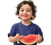 تغذية الاطفال في العطلة