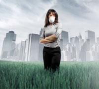 التلوث والإصابة بالسكري!