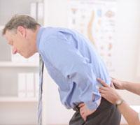 المعالجة اليدوية تمنع حدوث انزلاق غضروفي في الظهر!
