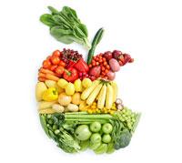 خمسة ألوان من الخضار لصحتكم!