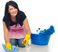 حافظي على بشرتك عند تنظيف المنزل!