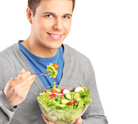 الجوانب الغذائية في التهاب القولون التقرحي