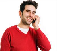 استخدام الهواتف النقالة-