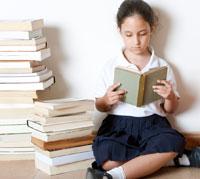 صعوبة القراءة-
