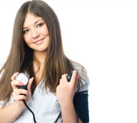 تغلبوا على ارتفاع ضغط الدم بدون أدوية