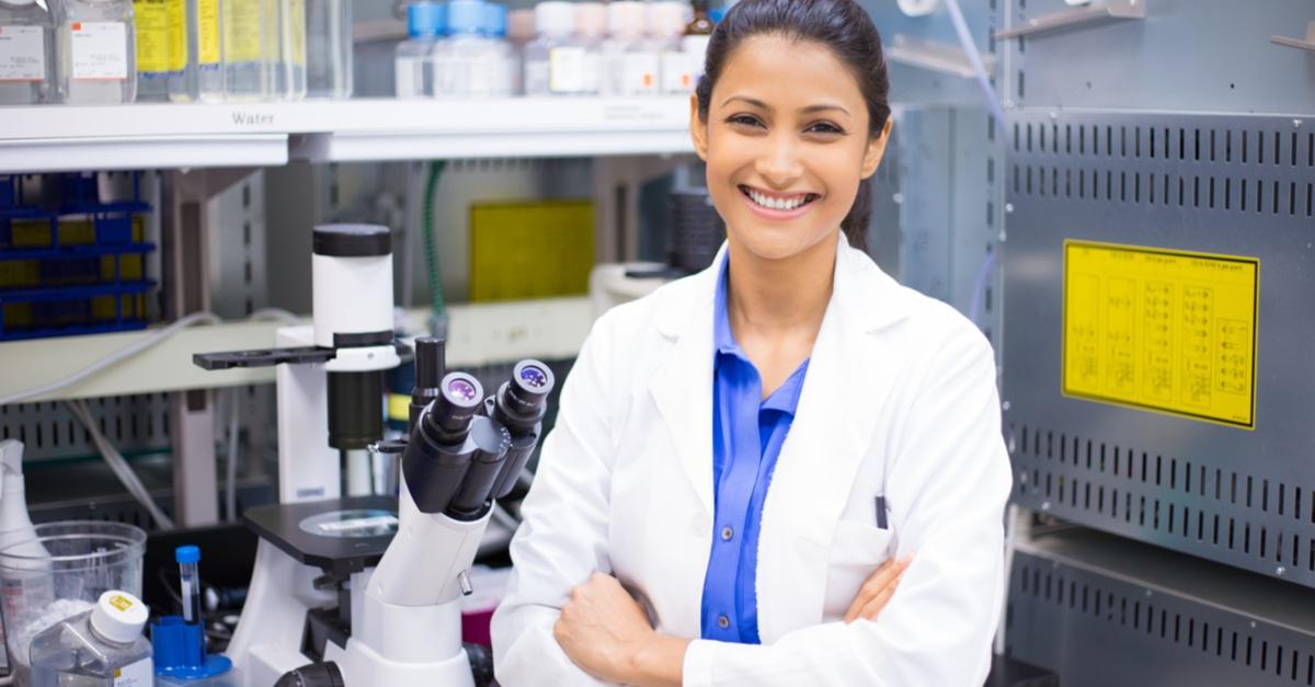 نساء عربيات مؤثرات في مجال الصحة والعلوم