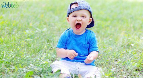 مراحل تطور الطفل من 6-9 أشهر