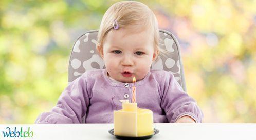 مراحل تطور الطفل من 9-12 شهراً!