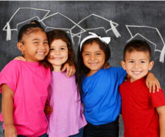 صورة المجموعة - دخول المدرسة