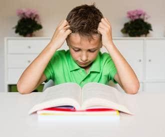 صورة المجموعة - الأطفال المصابون بصعوبات التعلم