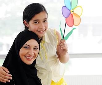 صورة المجموعة - حوامل وأمهات الخليج العربي