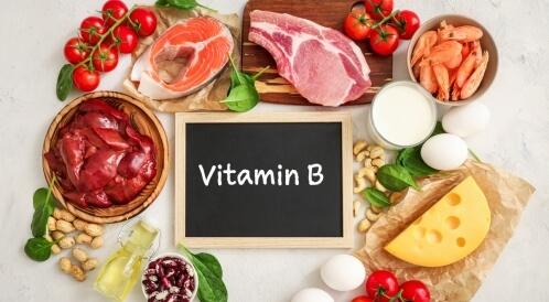 هل تعاني من نقص في فيتامينات ب؟