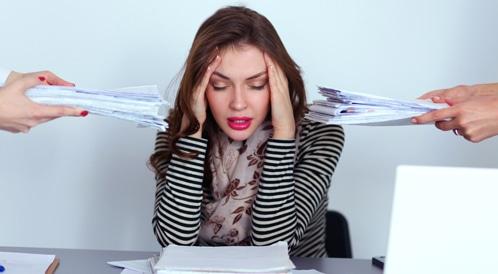 اختبر نفسك: هل تعاني من التوتر في مكان العمل؟