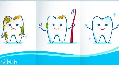 اختبر نظافة اسنانك
