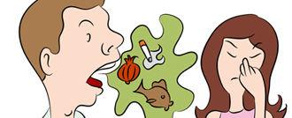 هل رائحة فمك كريهة؟ اكتشف في اختبار الشخصية التالي