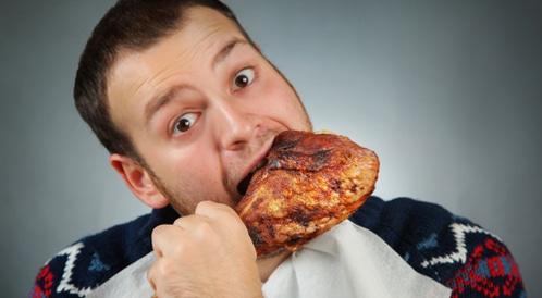 هل ستصاب بالتخمة خلال ايام العيد؟