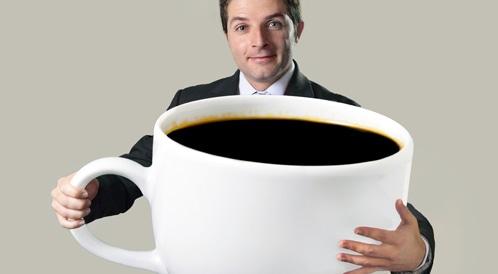 هل انت مدمن على القهوة؟