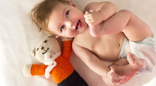 اختبري نفسك: هل تسببين إصابة طفلك بطفح الحفاظ؟