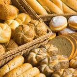 خبز من القمح المكسور