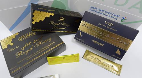 تحذير من مستحضرات العسل الملكي في السعودية