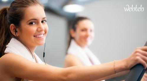 الموسيقى تزيد من طاقتك أثناء ممارستك التمارين الرياضية
