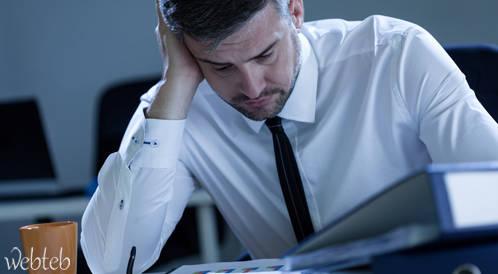 دراسة: ساعات العمل الطويلة قد تسبب السكتة!