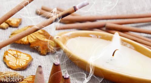دراسة: دخان البخور يضر بصحة الانسان