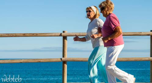 دراسة: المشي السريع يطيل العمر سبع سنوات تقريباً