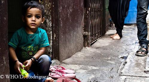 انخفاض نسبة وفيات الأطفال 53% منذ عام 1990