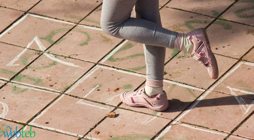 القفز على قدم واحدة يقلل من هشاشة العظام