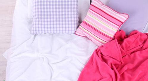 ترتيب السرير يومياً يشجع تكاثر عث الغبار!