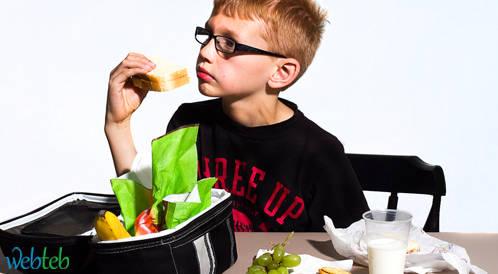استراحات المدارس القصيرة تقلل من كمية الطعام المتناولة