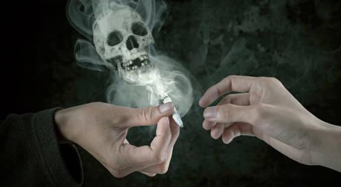 خطر مضاعف لتطوير الفصام لدى المدخنين، بالمقارنة مع غير المدخنين
