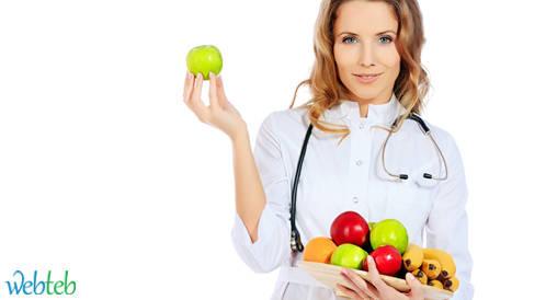 تناول الفواكه والخضار يؤثر على وزنك سلباً أو ايجاباً