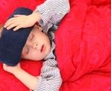 الأطفال والانفلونزا