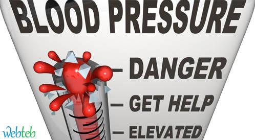 انخفاض ضغط الدم الانبساطي أو ارتفاعه يعوق الأداء الإدراكي  لمرضى السكري