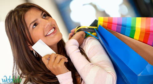تطوير اختبار يحدد ان كنت مدمنا على التسوق
