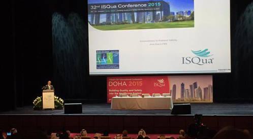 انطلاق المؤتمر الـ 32 للجمعية الدولية للرعاية الصحية في قطر