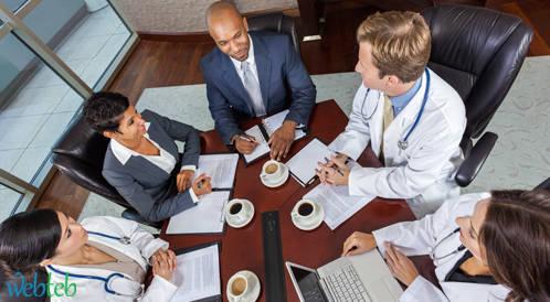 خضوع اطباء الأورام لإرشادات حول كيفية جمع الأموال من المعالجين  الأثرياء