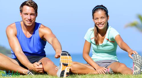 التمارين الرياضية قبل الحمل تقلل من ألم الحوض خلاله