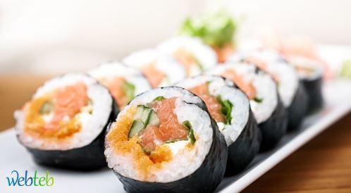 الخبراء يوصون: هكذا تتناولون السوشي بطريقة امنة!