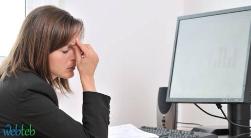 التوتر بالعمل يرفع خطر الإصابة بالسكتة الدماغية والنساء أكثر تأثرا