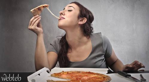 الكشف عن سبب الإدمان على البيتزا