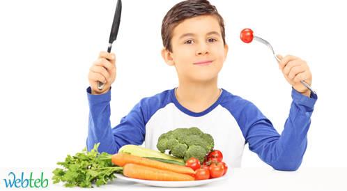 تناول الفواكه والخضراوات في مرحلة مبكرة يحمي القلب لاحقاً