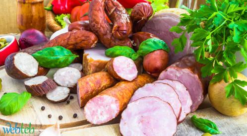 منظمة الصحة العالمية: اللحوم المصنعة تؤدي للاصابة بسرطان الأمعاء الغليظة